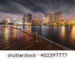 Cityscape At Night.city.city...