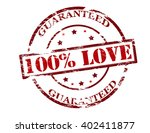 Rubber Stamp With Text One...