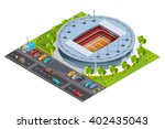 Tennis Sport Complex With Open...