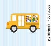 students back to school design  | Shutterstock .eps vector #402466093