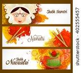 vector banner or header of... | Shutterstock .eps vector #402555457