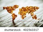money world   3d rendering... | Shutterstock . vector #402563317