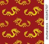pattern for seamless background.... | Shutterstock .eps vector #402692707