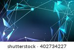 abstract digital background ... | Shutterstock .eps vector #402734227