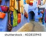 Medina Of Chefchaouen  Morocco...