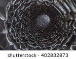 Small photo of metallic coated air hose
