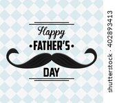 icon of fathers day design ... | Shutterstock .eps vector #402893413