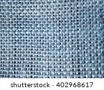 close up sackcloth background ... | Shutterstock . vector #402968617