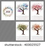a scalable vector calendar for... | Shutterstock .eps vector #403025527