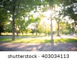 defocused bokeh background of... | Shutterstock . vector #403034113