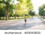 blurred backgrounds of people... | Shutterstock . vector #403043833