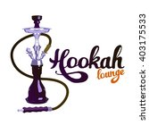 """hookah lounge"" hand painted... 