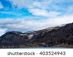 Rural Mountain Village In A...