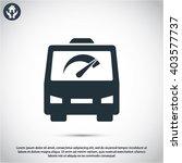 bus  icon  bus  vector icon ...