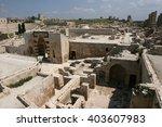 Citadel Of Aleppo  A Large...