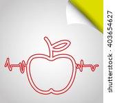 nutritive food design  | Shutterstock .eps vector #403654627