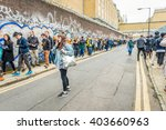 london  united kingdom   april...   Shutterstock . vector #403660963