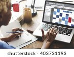 weekly schedule to do list... | Shutterstock . vector #403731193