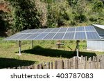 Solar Cells Are Used In Remote...