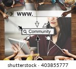 community group website web...