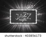 Jazz  Blues Music Poster  Flye...