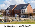 Newly Built Homes In A...