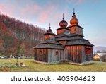 Greek Catholic Wooden Church ...