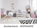 shot of a creative spacious... | Shutterstock . vector #403944403