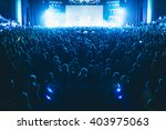 Large Concert Hall Filled With...