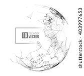 abstract vector background....   Shutterstock .eps vector #403997653
