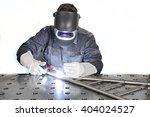 metal inert gas   metal active... | Shutterstock . vector #404024527