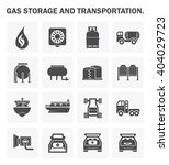 tank and transportation icon of ...   Shutterstock .eps vector #404029723
