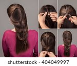 Fishtail Braid Tutorial .metho...