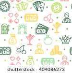 casino colorful background... | Shutterstock .eps vector #404086273