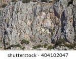 vertical cliff wall   Shutterstock . vector #404102047