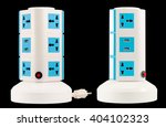 multiple socket | Shutterstock . vector #404102323