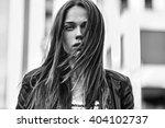 portrait | Shutterstock . vector #404102737