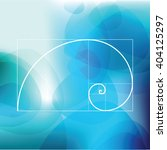 golden ratio  proportion | Shutterstock .eps vector #404125297