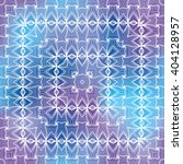 vector seamless geometric... | Shutterstock .eps vector #404128957