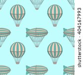 seamless vector pattern with... | Shutterstock .eps vector #404167993