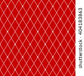Rhombus Seamless Pattern. Grid...