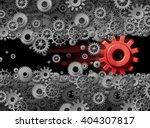 business energy power of... | Shutterstock . vector #404307817
