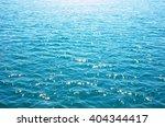 deep blue water sea texture.... | Shutterstock . vector #404344417
