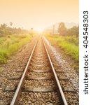 Vintage Railroad And Color Ton...
