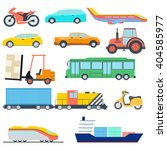 transport flat icon. perfect... | Shutterstock .eps vector #404585977