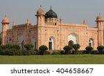 dhaka bangladesh landmark... | Shutterstock . vector #404658667