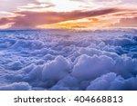 most beautiful heaven grand of... | Shutterstock . vector #404668813