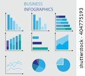 business infographic data