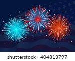 illustration of abstract... | Shutterstock .eps vector #404813797