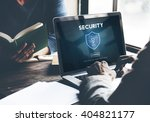 Small photo of Security Safety Data Protection Concept